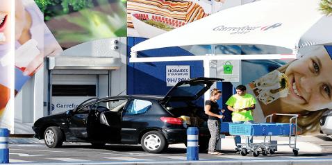 carrefour drive – récupérer vos courses, mode d'emploi – Dealabs
