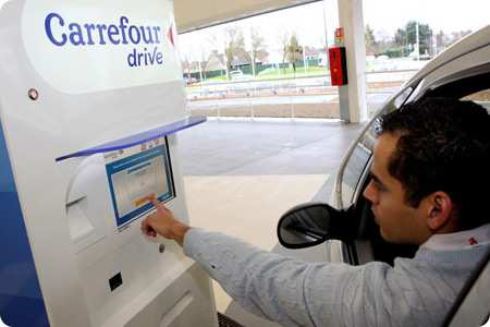 carrefour drive – courses faciles – Dealabs