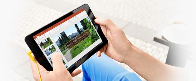 microsoft – tablette à emporter partout – Dealabs
