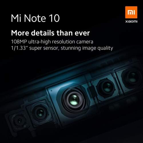 Xiaomi Mi Note 10 photo