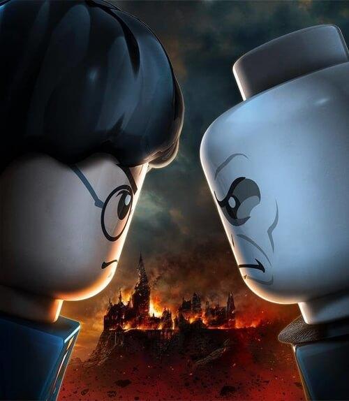 Lego Harry Potter Jeux Vidéo
