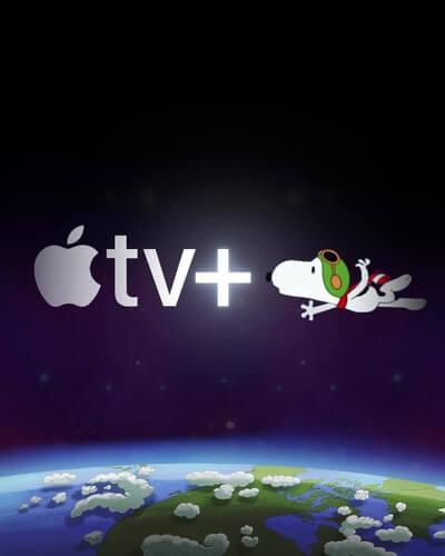 Apple TV+ Snoopy