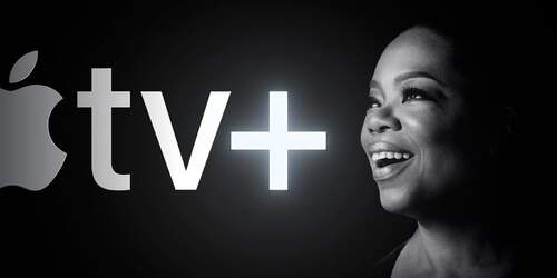 Apple TV+ Oprah