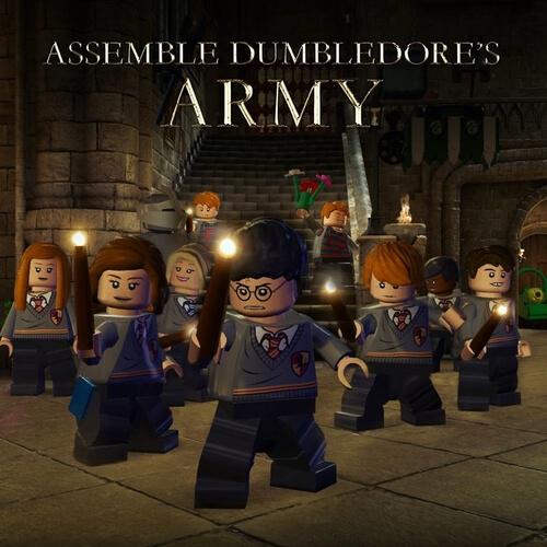 Lego Harry Potter Jeux vidéo 2