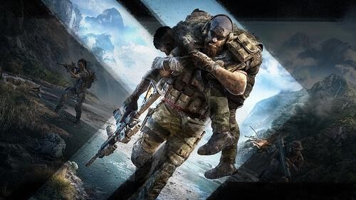 Tom Clancy raids