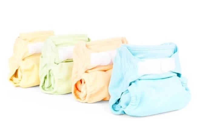 Couches bébé écologiques