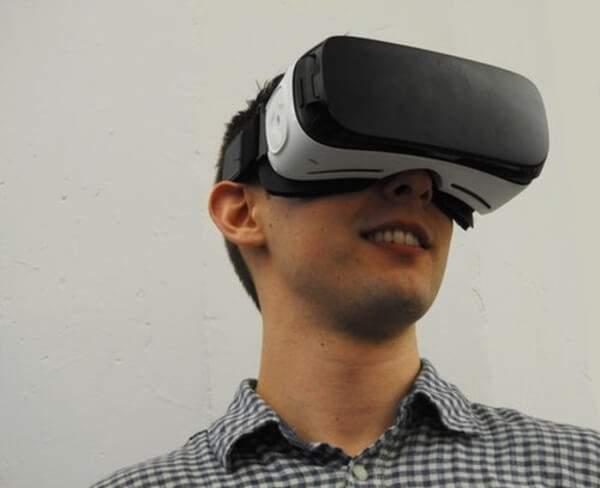 Utilisation casque VR
