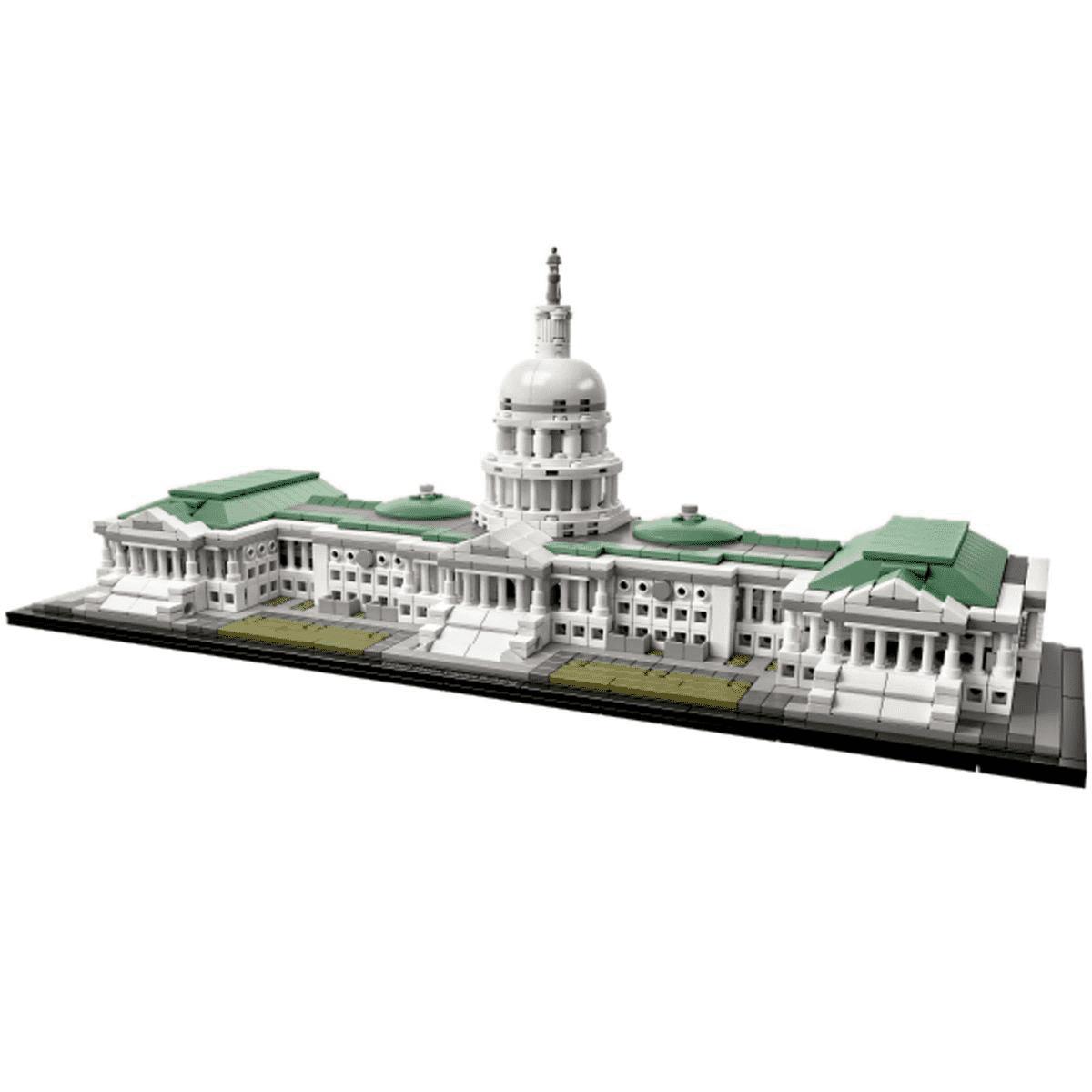Unis Architecture Etats Jouet 21030Le Capitole De Lego Des W2eDIbH9EY