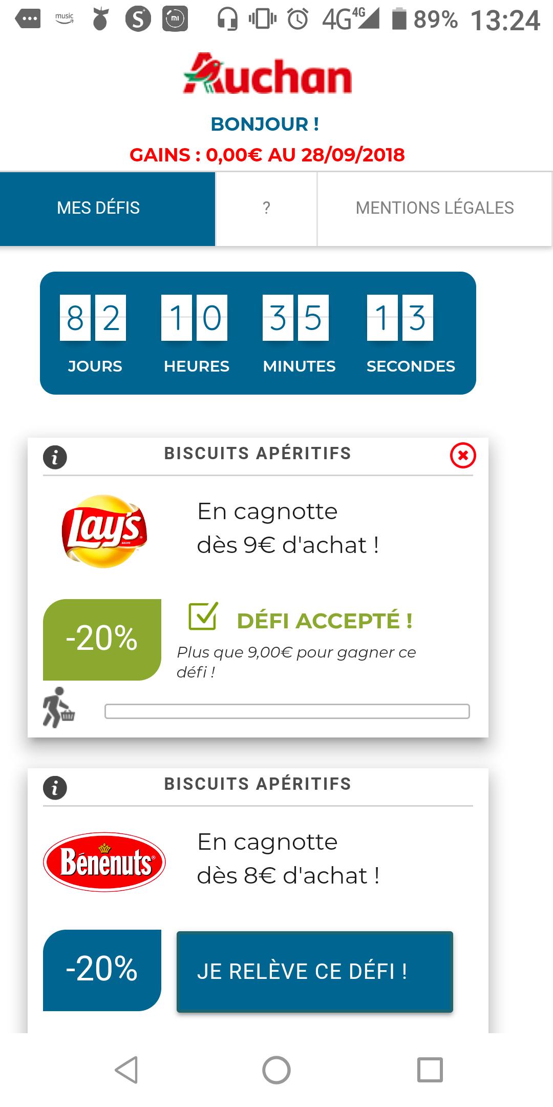 Carte Fidelite Auchan Perdue.Carte Fidelite Sous Conditions Jusqu A 70 Rembourses Sur La