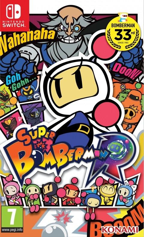 Pack de 2 jeux switch sonic forces super bomberman r - Jeux super sonic gratuit ...