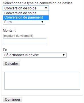 Calcul Taux De Conversion Paypal Devises Dealabs Com