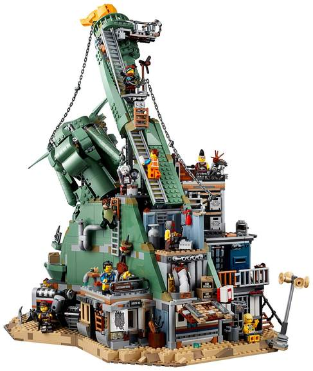 The Apocalypseville Bienvenue Jouet À Lego Movie 2 70840 TcK1JlF3