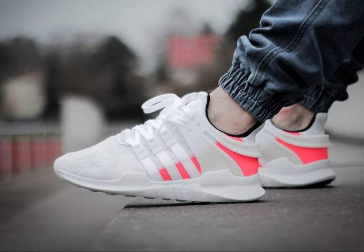 adidas eqt support adv rose