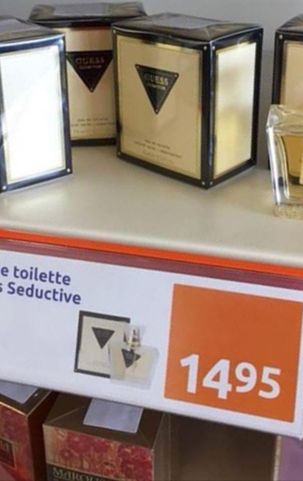 Parfum Guess Seductive 75 Ml Parfum Guess Seductive 75 Ml Dealabscom