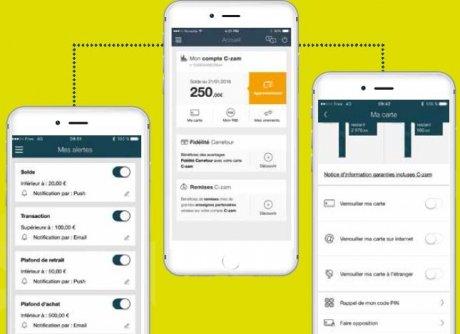 Carte Carrefour Virtuelle.Compte C Zam Par Carrefour Banque Une Alternative Au Compte