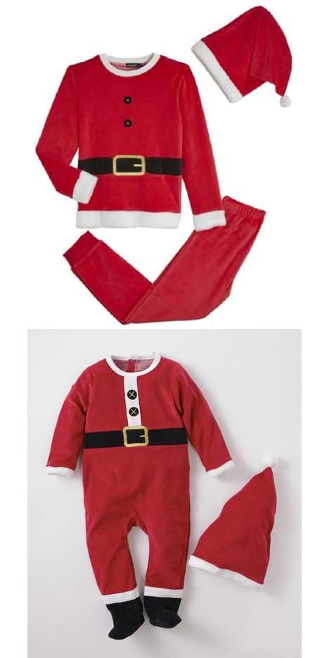 c1383839d64f Pyjama In Extenso Père-Noël pour Garçons à 5,99€ et pour Bébés à 4 ...