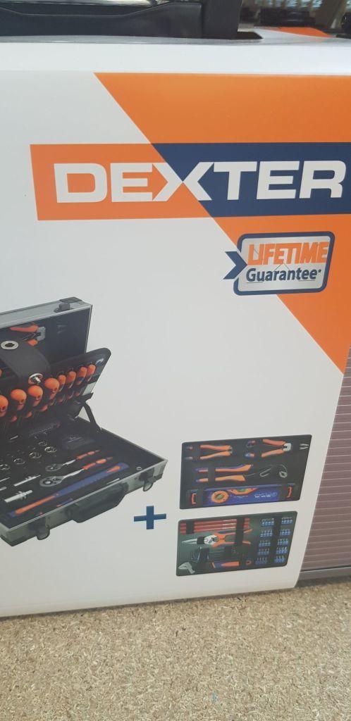 Coffret Doutils Dexter 110 Pièces Dealabscom