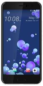 """Smartphone 5.5"""" HTC U11 - SnapDragon 835, 4 Go de RAM, 64 Go, argent"""