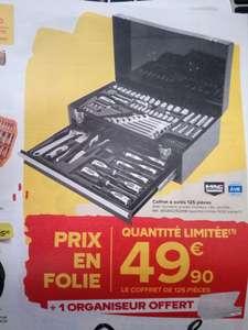 Coffret a outils Mac Allister Garantie a Vie - 125 pièces