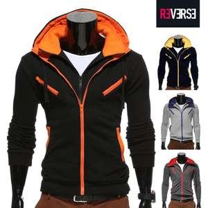 Veste à capuche Reverse - différents coloris (du XS au XXXL)