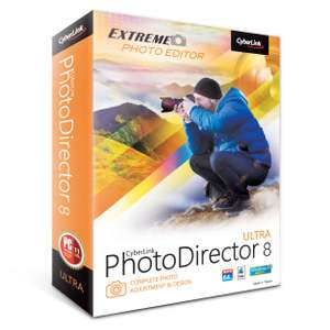 Licence gratuite pour le logiciel Cyberlink PhotoDirector 8 Ultra