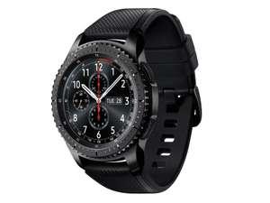 Montre connectée Samsung Gear S3 Frontier (SM-R760) - noir