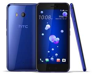 "Smartphone 5.5"" HTC U11 - SnapDragon 835, 4 Go de RAM, 64 Go, différents coloris"