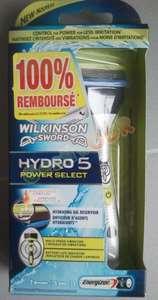 Rasoirs Wilkinson Hydro 5 Groomer ou Power Select gratuit (avec ODR 100%)