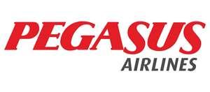50% sur tous les vols Pegasus Airlines