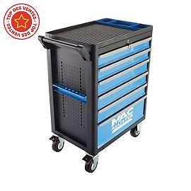 Servante à outils 6 tiroirs en métal Mac Allister