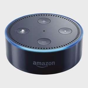 Assistant vocal Amazon Echo Dot - 2ème version, noir