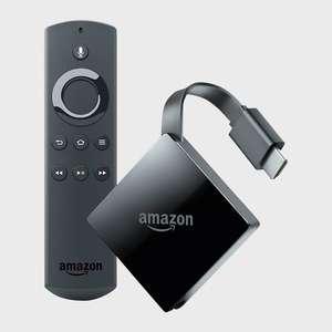 Amazon Fire TV Stick avec 4K Ultra HD, noir