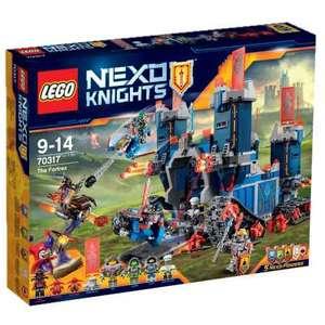 LEGO Nexo Knights 70317 - Le Fortrex (17,50€ au Auchan de Béthune (62))