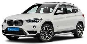 Voiture BMW X1 xDrive 20d 190 - diesel, boîte automatique (finition xLine + GPS)