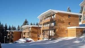 Appartement 10 personnes - 7 nuits à Chamrousse + forfait 6 jours (prix par personne)