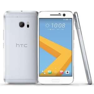 "Smartphone 5.2"" HTC 10 Argent - QHD, Snapdragon 820, RAM 4 Go, ROM 32 Go"