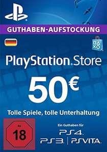 Carte PSN 50€ Allemagne (Dématérialisé)