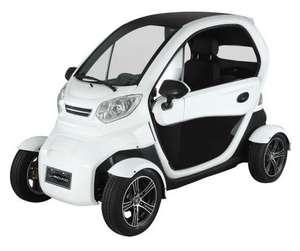 Pré-commande : Voiture électrique E-Road Lycar - Sans permis