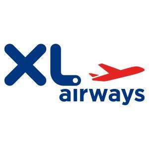 Sélection de vols A/R Paris (CDG) <=> New-York (JFK) via la compagnie XL Airways - au mois de mai à 389€