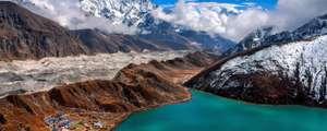 Vol A/R Amsterdam <-> Kathmandou (Népal) Qatar Airways,  départ en Juin ou Sept