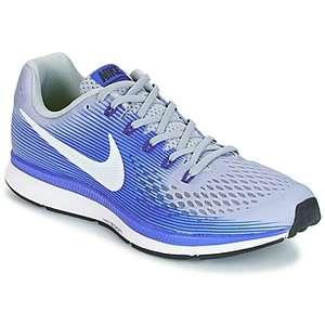 Chaussures Nike Air Zoom Pégasus Bleu / Gris pour Homme - Tailles au choix