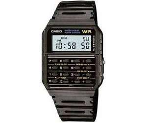 Montre digitale avec calculatrice Casio Collection (CA-53W-1ZD)