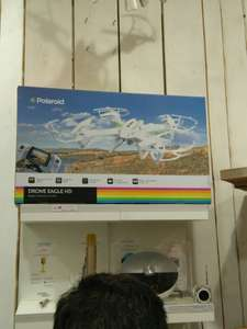 Drone Eagle HD Polaroid - La Chaise Longue Toulouse (31)