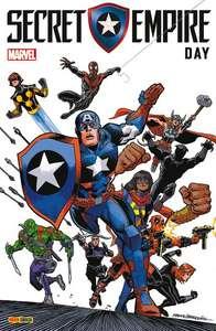 Comic Secret Empire Day offert (Numérique, VF) pour tout achat d'un comics papier