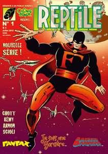 Sélection de comics à 1€ - Ex : Comics Reptile #3 (Frais de port inclus, originalcomics)