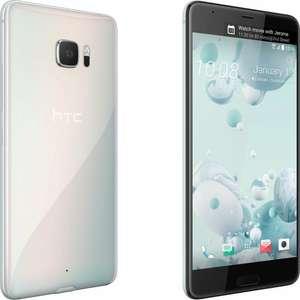 "Smartphone 5.7"" + second écran 2"" - HTC U Ultra BLANC - 4Go - 64 Go - Snapdragon 821 + APN selfie 16Mpix"