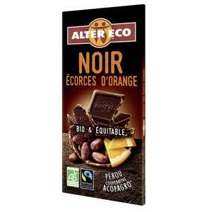 2 Tablettes de Chocolat Alter Eco Bio pour le prix d'1 - remise immédiate