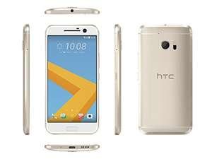 "Smartphone 5.2"" HTC 10 Or (topaz gold) - QHD, Snapdragon 820, RAM 4Go, 32Go"
