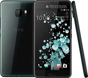 "Smartphone 5.7"" + second écran 2"" - HTC U Ultra - 4Go - 64 Go - Snapdragon 821 + APN selfie 16Mpix"