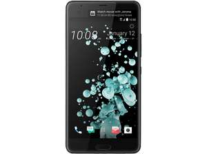 """Smartphone 5.7"""" HTC U Ultra - Snapdragon 821, 128 Go,4 Go, VERSION SAPPHIRE  (Frontaliers Allemagne)"""